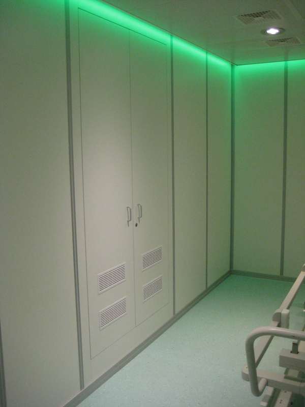 relaxing led lighting for mr rooms imedco of switzerland
